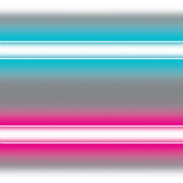 6 Units of Neon Border insta-theme - Party Novelties