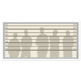 6 Units of Psi Lineup InstA-View Creates A Scene On Your Wall - Party Novelties