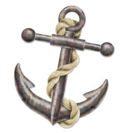 12 Units of Jointed Anchor - Bulk Toys & Party Favors