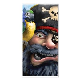 12 Units of Pirate Door Cover indoor & outdoor use - Photo Prop Accessories & Door Cover