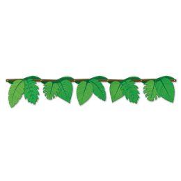 12 Units of Jungle Vine Streamer - Streamers & Confetti
