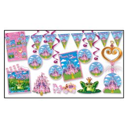 6 Units of Princess Party Kit - Party Accessory Sets