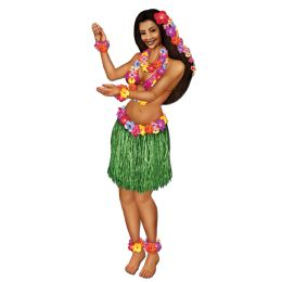 12 Units of Jointed Hula Girl - Bulk Toys & Party Favors