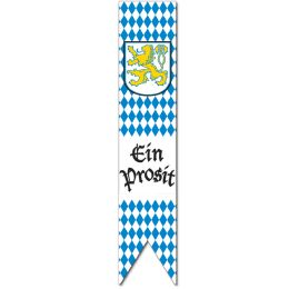 12 Units of Jointed Oktoberfest Pull-Down Cutout prtd 2 sides - Bulk Toys & Party Favors