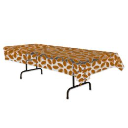 12 Units of Football Tablecover Plastic - Table Cloth