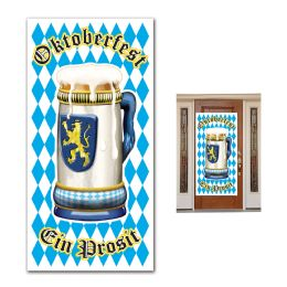 12 Units of Oktoberfest Door Cover indoor & outdoor use - Photo Prop Accessories & Door Cover