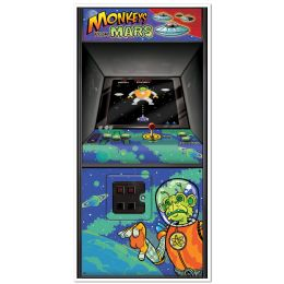 12 Units of Arcade Game Door Cover indoor & outdoor use - Photo Prop Accessories & Door Cover