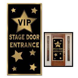 12 Units of VIP Stage Door Entrance Door Cover indoor & outdoor use - Photo Prop Accessories & Door Cover