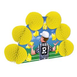 12 Units of Referee PoP-Over Centerpiece - Party Center Pieces