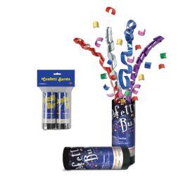 12 Units of Pkgd Confetti Bursts - Streamers & Confetti