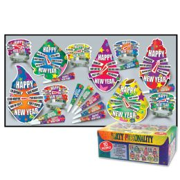 Party Personality Asst For 10 No Retail Price On Carton - Party Accessory Sets