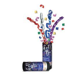 24 Units of New Year Confetti Bursts multi-color - Streamers & Confetti
