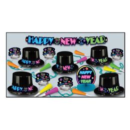 Neon Party Asst For 10 No Retail Price On Carton - Party Accessory Sets