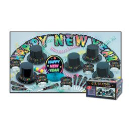 Celebration Asst for 10 NO RETAIL PRICE ON CARTON - Party Accessory Sets