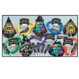 New Yorker Asst For 50 - Party Accessory Sets