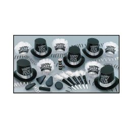 TuxedO-Nite Asst For 10 No Retail Price On Label - Party Accessory Sets