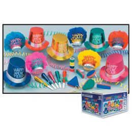 Monte Carlo Asst for 10 NO RETAIL PRICE ON CARTON - Party Accessory Sets