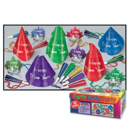 Party Party Party Asst for 10 NO RETAIL PRICE ON CARTON - Party Accessory Sets