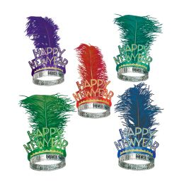 50 Units of Gold Coast Tiaras - Party Accessory Sets