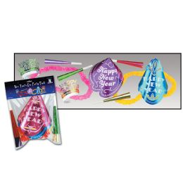 12 Units of U S Asst for 4 NO RETAIL PRICE ON HEADER - Party Accessory Sets
