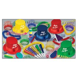 Legacy Asst for 10 NO RETAIL PRICE ON CARTON - Party Accessory Sets
