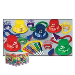 Countdown Asst for 10 NO RETAIL PRICE ON LABEL - Party Accessory Sets