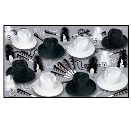 Chicago Asst for 50 - Party Accessory Sets