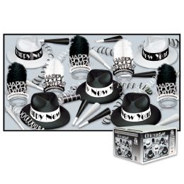 Chicago Swing Asst for 10 NO RETAIL PRICE ON LABEL - Party Accessory Sets