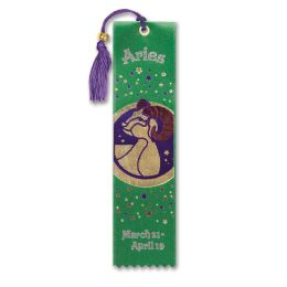 6 Units of Aries Bookmark - Bulk Toys & Party Favors