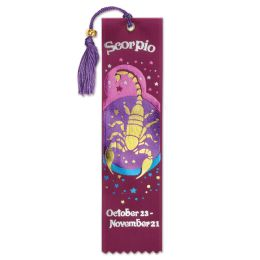 6 Units of Scorpio Bookmark - Bulk Toys & Party Favors