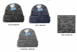 24 Units of Men's/boy's 4-Ply Fat Hats - Winter Hats