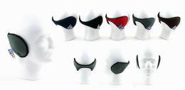 60 Units of Fleece Shelled Ear Wraps - Assorted Colors - Ear Warmers