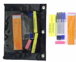 12 Units of Basic High School Supply Kits - School Supply Kits