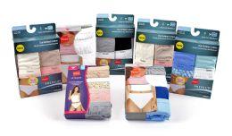 24 Units of Hanes Women's Underwear - 4-Packs - Assorted Styles - Womens Panties / Underwear