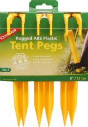 "46 Units of Coghlan'S Ltd. 9""   ABS TENT PEGS 6PK - Outdoor Recreation - Camping"