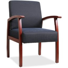 Lorell Deluxe Guest Chair - Office Chairs