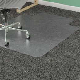 Lorell Diamond AntI-Static Chair Mat - Office Chairs