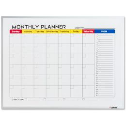 Lorell Dry-Erase Magnetic Planner Board - Planners & Journals