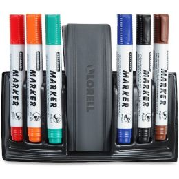 Lorell Dry-erase Marker Station - Markers