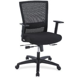Lorell Ergonomic HigH-Back Mesh Chair - Office Chairs