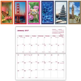 180 Units of Rediform 2 Year Monthly Pocket Planner - Planners & Journals