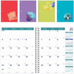 65 Units of Rediform Academic 14-Month Pocket Planner - Planners & Journals