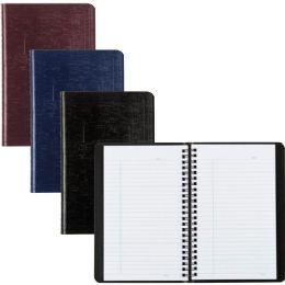 110 Units of Rediform Assorted Wirebound Notebook - Notebooks