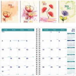 65 Units of Rediform Blossom Academic Monthly Planner - Planners & Journals