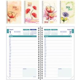 47 Units of Rediform Blossom Daily Academic Planner - Planners & Journals
