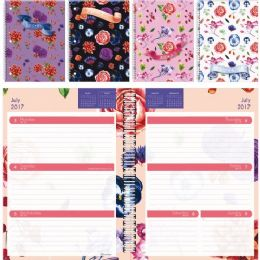 25 Units of Rediform Blossom Weekly Academic Planner - Planners & Journals