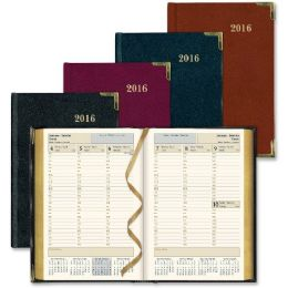 30 Units of Rediform Bonded Leather 1PPW Weekly Executive Planner - Planners & Journals