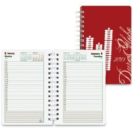 55 Units of Rediform DuraGlobe Daily Planner - Planners & Journals