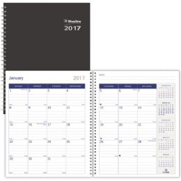 55 Units of Rediform DuraGlobe Monthly Planner - Planners & Journals