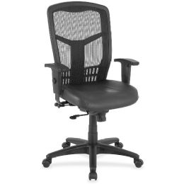 Lorell Executive HigH-Back Swivel Chair - Office Chairs